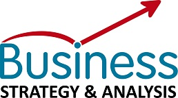 Business Strategy and Analysis Logo